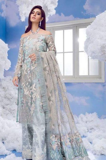 Shiza Hassan custom stitch Flapper Kameez style Wedding Dress Sublime